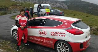 Óscar Freire correrá el Rally de Santander Cantabria con un Kia