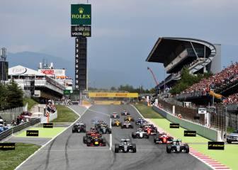 Uno por uno del GP de España