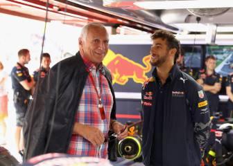 """Ricciardo, crítico con Red Bull: """"Fue la peor estrategia posible"""""""
