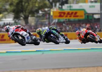 Italia lo tiene claro: Dovizioso en Ducati y Iannone a Suzuki