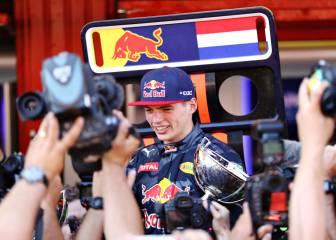 Verstappen 'barrió' la historia de Red Bull con su resultado