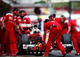 Vettel el más rápido en los test con Button a medio segundo