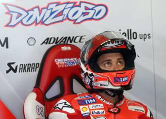 Ducati anuncia que Dovizioso será el compañero de Lorenzo