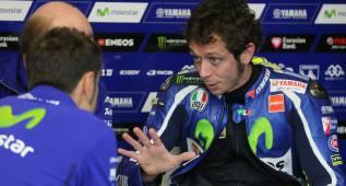 """Rossi: """"En Mugello será difícil concentrarse con tantos fans"""""""