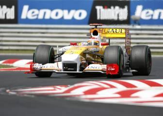 Renault no fichará a Alonso: 'Buscamos al campeón de 2020'