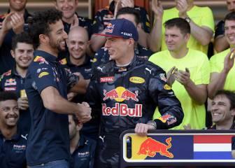 Solo un nuevo motor Renault para los dos pilotos Red Bull