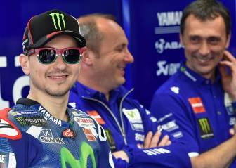 """Lorenzo: """"Me gustaría hablar con Stoner antes de la carrera"""""""