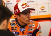 """Márquez: """"Va a ser una carrera bastante crítica con los Michelin"""""""
