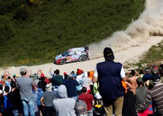 Se escapa el podio de Portugal para Sordo y su Hyundai