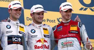 Wittmann lidera el recital de BMW en Red Bull Ring