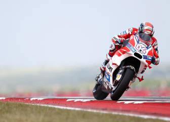 Las ocho Ducati delante en la tabla de velocidades punta