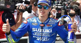 """Maverick: """"Lorenzo no puede decir nada de Rossi y de mí"""""""