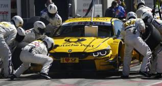 Timo Glock cierra el doblete de BMW en Red Bull Ring