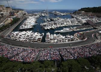 Montecarlo: 10 curiosidades sobre el GP de Mónaco de F1