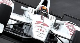 Oriol Serviá: 368 km/h de media para salir décimo en la Indy 500