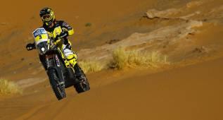 Svitko, líder en Marruecos tras ganar la primera etapa
