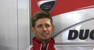 "Stoner a Dall'Igna: ""Sólo Lorenzo dará la medida de la Ducati"""