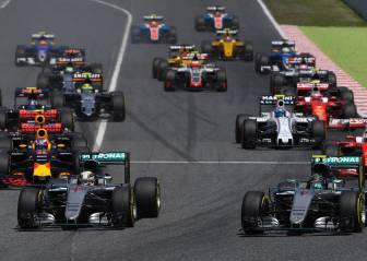 La FIA trabaja en unos motores con