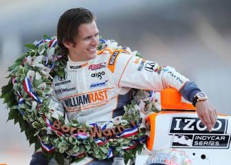 'Lionheart', héroe inglés al que recordarán en las 100ª Indy 500