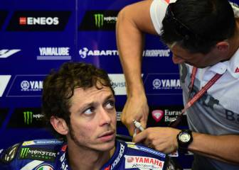 Galbusera, técnico de Rossi, apunta a suministro defectuoso