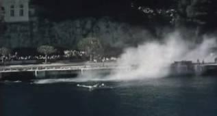 """""""¡Hombre al agua!"""", cuando en Mónaco podías caer al mar"""
