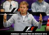 """Rosberg y el choque: """"No debo discutirlo más aquí delante"""""""