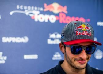 """Sainz respecto a Ferrari: """"Ya se verá lo que pasa en el futuro"""""""