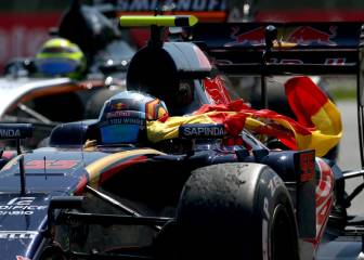 Renault y Ferrari son otras opciones para Carlos Sainz