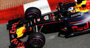 Daniel Ricciardo vuela en Mónaco, Red Bull ha vuelto