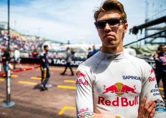 Kvyat sobre Red Bull: