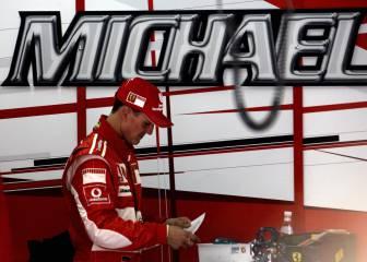 Schumacher estuvo a un paso de dejar Ferrari por McLaren