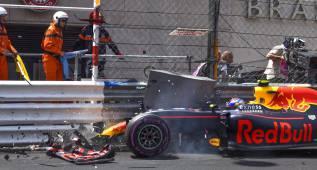 Las mejores imágenes de la clasificación del GP de Mónaco