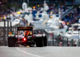 GP Mónaco 2016: Clasificación en el circuito de Montecarlo