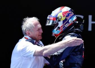 Marko y el éxito de Verstappen en Barcelona: