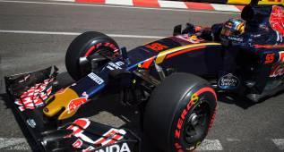 "Sainz, mejor sábado en Mónaco de Toro Rosso: ""Era lo máximo"""
