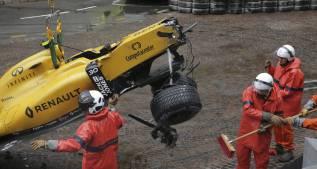 Las mejores imágenes del GP de Mónaco