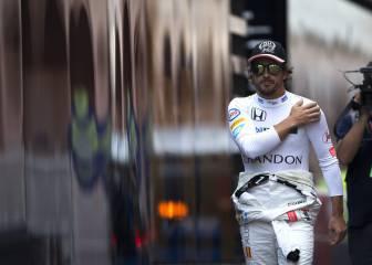Alonso: 'Hay cosas que mejorar, llevaremos algunas a Canadá'