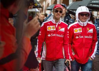 Italia a Vettel:
