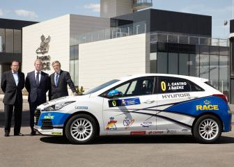 Hyundai planea competir en el Nacional de Rallys