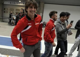 Roberto Merhi correrá las 24 Horas de Le Mans con Manor