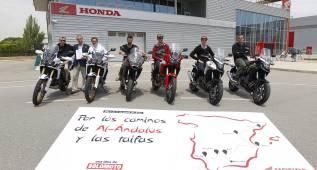 Axel y Edgar Pons, junto con Jaume Algersuari, a la aventura