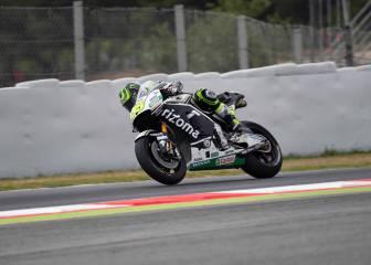 Crutchlow lidera el test entre el duelo de chasis Honda-Yamaha