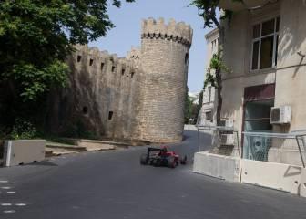 Bakú: Ecclestone quiere hacer pasar por aquí a los pilotos
