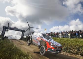 Nueva apuesta por el podio de Dani Sordo en Italia