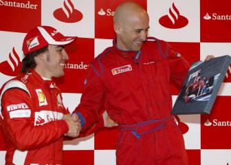 Alonso 'desafiará su mente' en el nuevo concurso de Lobato