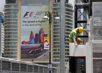 La F-1 dará un extra de trabajo al sector bancario de Bakú