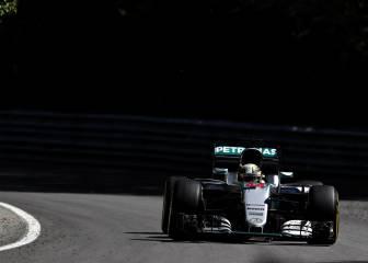 Hamilton lidera en Montreal pero Vettel avisa a Mercedes