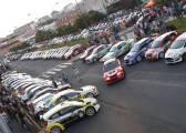 Atropellado un espectador del Rally de Narón en A Coruña