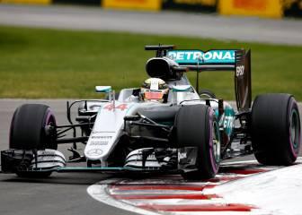 Hamilton vence en Canadá, Sainz acaba 9º y Alonso 11º
