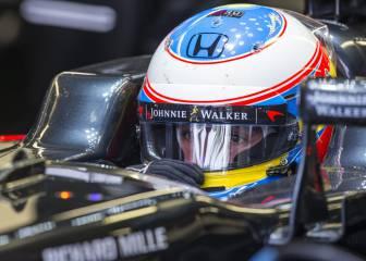 """Alonso: """"Fue la carrera más aburrida del mundo"""""""